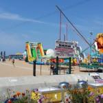Пляж Базы отдыха Прибой Саки Крым