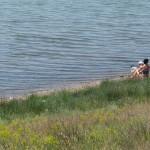 Город-курорт Саки - на лечебном озере