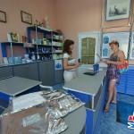 """Саки Крым Гостевой дом """"Аист"""" Лечение в городе Саки"""
